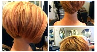 Fabulous Layered Short Haircut für dickes Haar