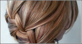 Fabelhaft modischer French Braid: Klassischer loser French Braid
